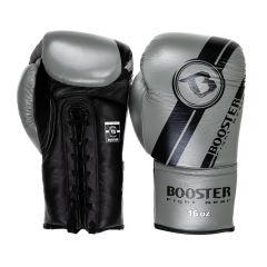 Booster V3 Darkside Lace Up Boxing Gloves Muay Thai Sparring Gloves Kickboxing