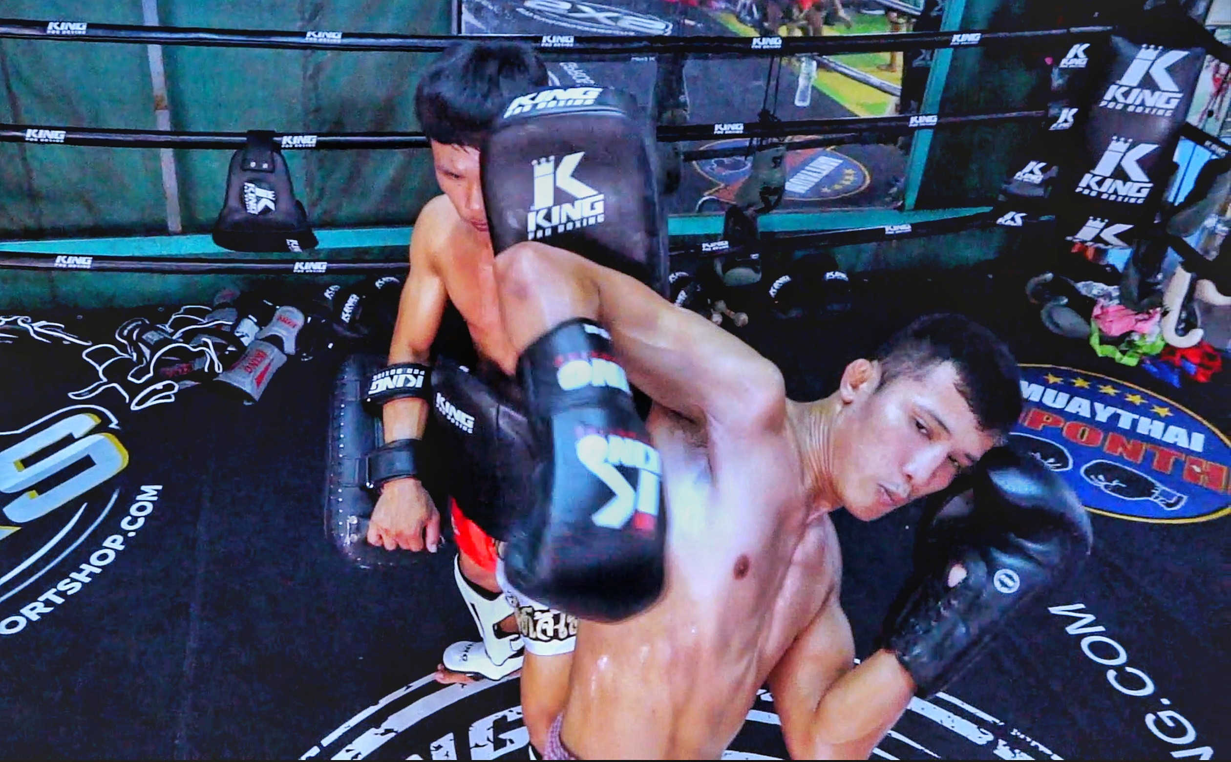 5 Muay Thai Techniques you need to know!